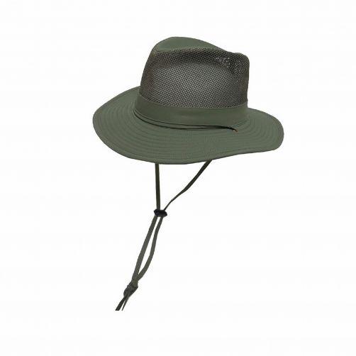 Dorfman-Pacific---Safari-Hut-für-Männer---Olive
