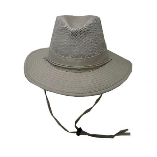 Dorfman-Pacific---UV-Safari-Hut-für-Männer---khaki