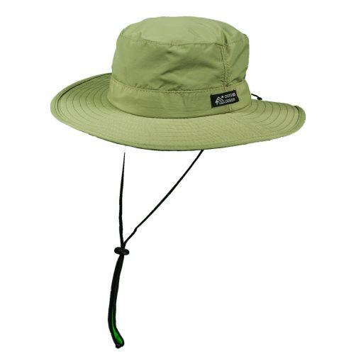 Dorfman-Pacific---UV-Schutz-Hut-für-Herren-verstellbar---Fossil