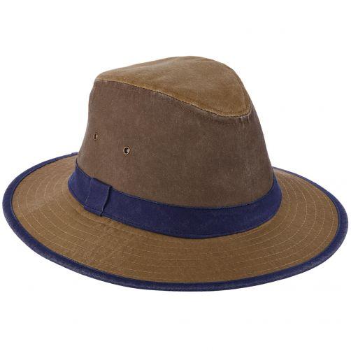 Dorfman-Pacific---UV-Hut-für-Männer---khaki