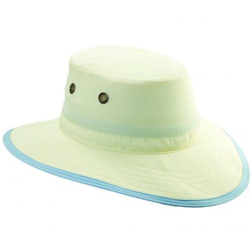 Dorfman-Pacific---UV-Schutz-Outdoor-Hut-für-Herren---Elfenbein