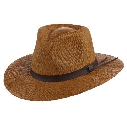 Scala---Safari-Hut-für-Herren---Mittelbraun