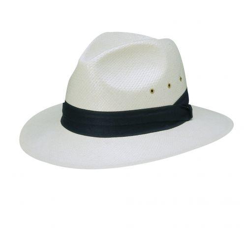 Dorfman-Pacific---Safari-Toyo-Hut-für-Herren---Blau