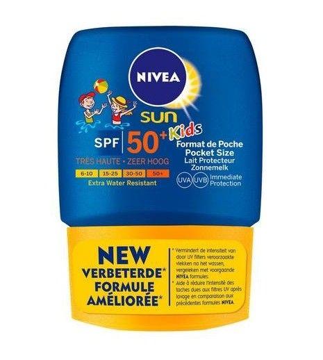 Nivea---UV-Sonnenmilch-für-Kinder---Sun-protect-&-Hydrate-SPF50+