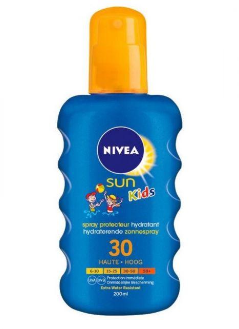 Nivea---UV-Sonnenspray-für-Kinder---Sun-SPF30