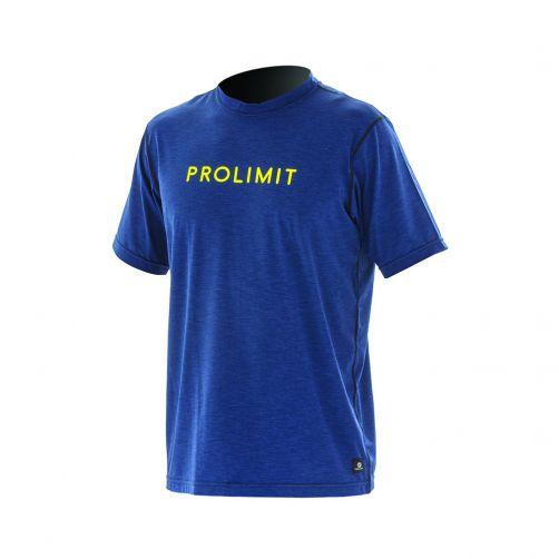 Prolimit---UV-Shirt-für-Herren---Dunkelblau-/-Gelb