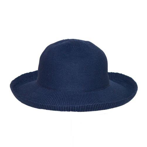 Rigon---UV-Sonnenhut-für-Damen---Marineblau