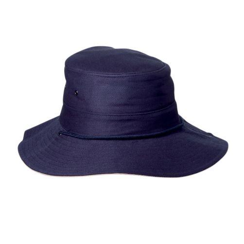 Rigon---UV-Booniehut-für-Herren---Marineblau