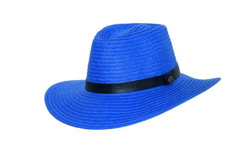 Rigon---UV-Fedorahut-für-Damen---Königsblau