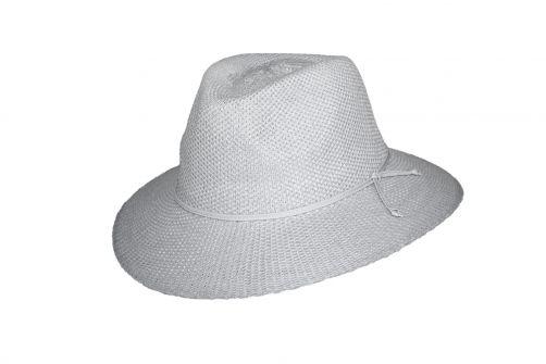 Rigon---UV-Fedora-Hut-für-Damen---Jacqui---Weiß