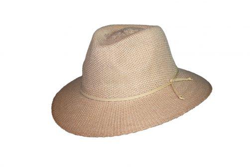 Rigon---UV-Fedora-Hut-für-Damen---Jacqui---Beige