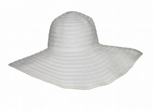 Rigon---UV-Schlapphut-für-Damen---Bardot---Weiß
