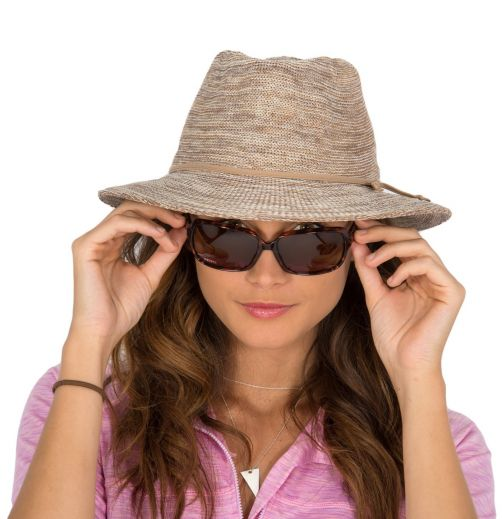 Rigon---UV-Fedora-Hut-für-Damen---Jacqui---Kamel