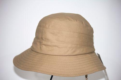 Rigon---UV-Bucket-Hut-für-Damen---Beige