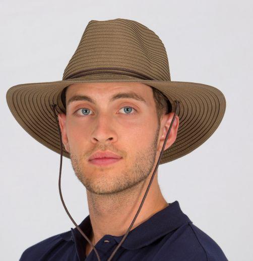 Rigon---UV-Safarihut-für-Herren---Khaki