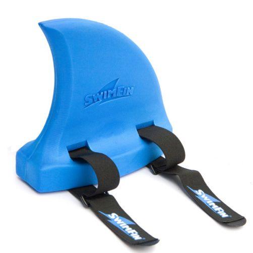 Swimfin---Verstellbar-Schwimmhilfe---Blau