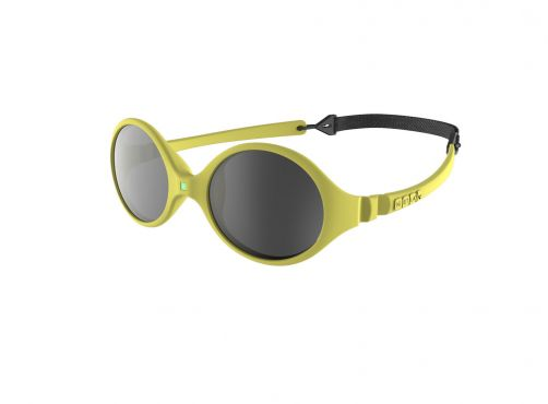 Ki-Et-La---UV-Sonnenbrille-für-Babys---Diabola---Gelb