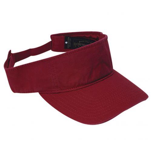Dorfman-Pacific---Golf-Schirmmütze-für-Männer---rot