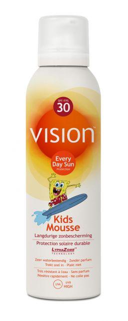 Vision---UV-Sonnenschutz-Mousse---Kids-SPF30