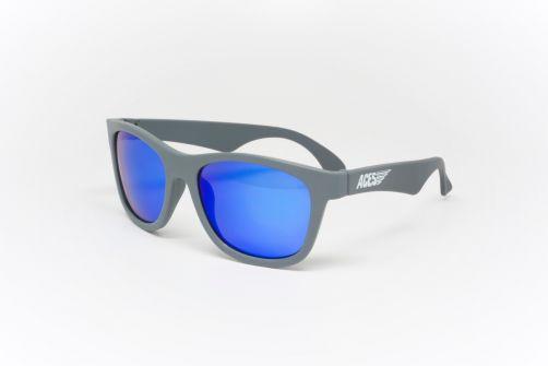 Babiators---UV-Sonnenbrille-für-Kinder---Aces---Grau-/-Blau