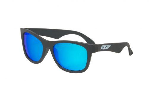 Babiators---UV-Sonnenbrille-für-Kinder---Aces---Schwarz-/-Blau