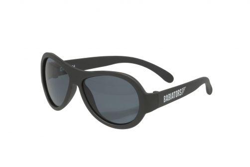 Babiators---UV-Sonnenbrille-für-Kinder---Aviators---Schwarz