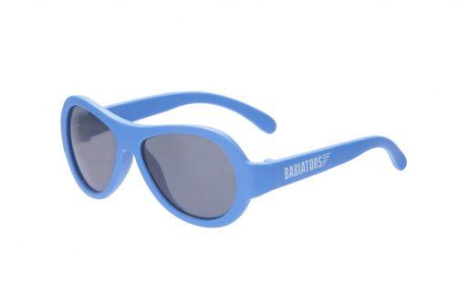 Babiators---UV-Sonnenbrille-für-Kinder---Aviators--Blau