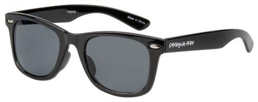 Frankie-Ray---UV-Sonnenbrille-für-Kinder--Wayfarer---Schwarz