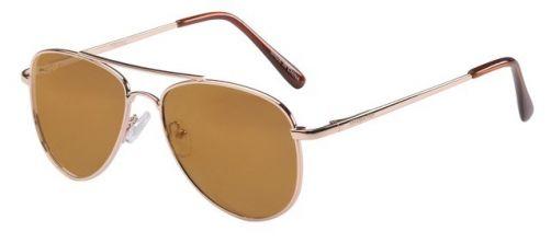 Frankie-Ray---UV-Sonnenbrille-für-Teens---Aviator---Gold