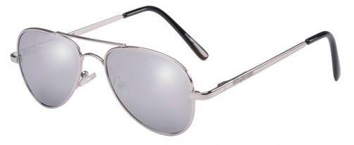 Frankie-Ray---UV-Sonnenbrille-für-Teens---Aviator---Silver-