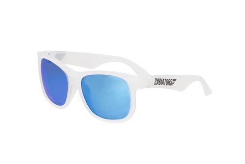Babiators---UV-Sonnenbrille-für-Babys---Weiß/Blau