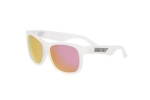 Babiators---UV-Sonnenbrille-für-Babys---Weiß-/-Rosa