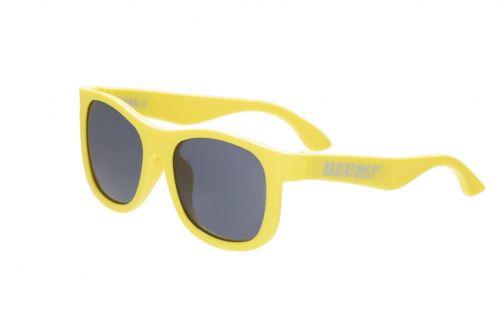 Babiators---UV-Sonnenbrille-für-Kinder---Hello-Yellow---Gelb