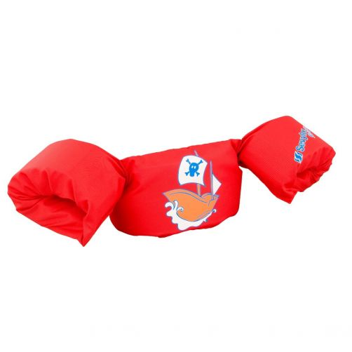 Puddle-Jumpers---Größenverstellbare-Schwimmflügel-Pirat---Rot