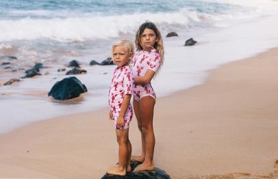 Beach & Bandits UV-Schwimmkleidung für Jungen und Mädchen