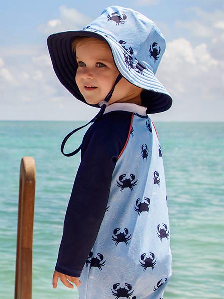 Babys UV schutzkleidung und Badebekleidung