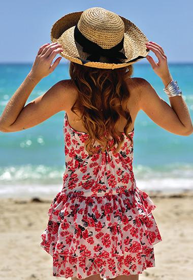 Damen sonnenhüte
