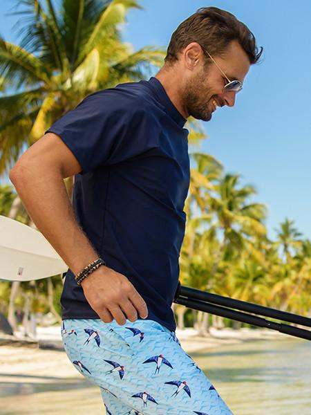 Herren UV schutzkleidung und Badebekleidung