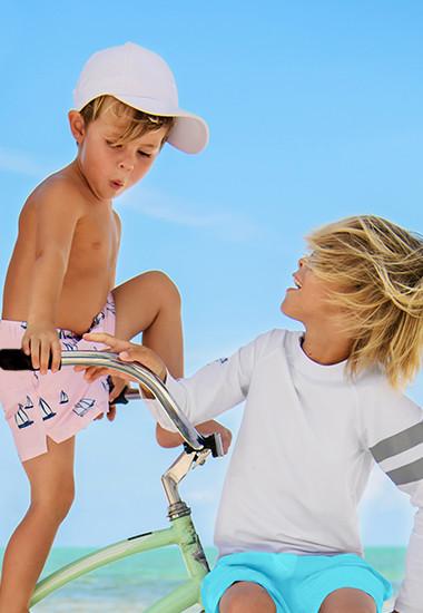 Sonnenhüte & Kappen für Jungen