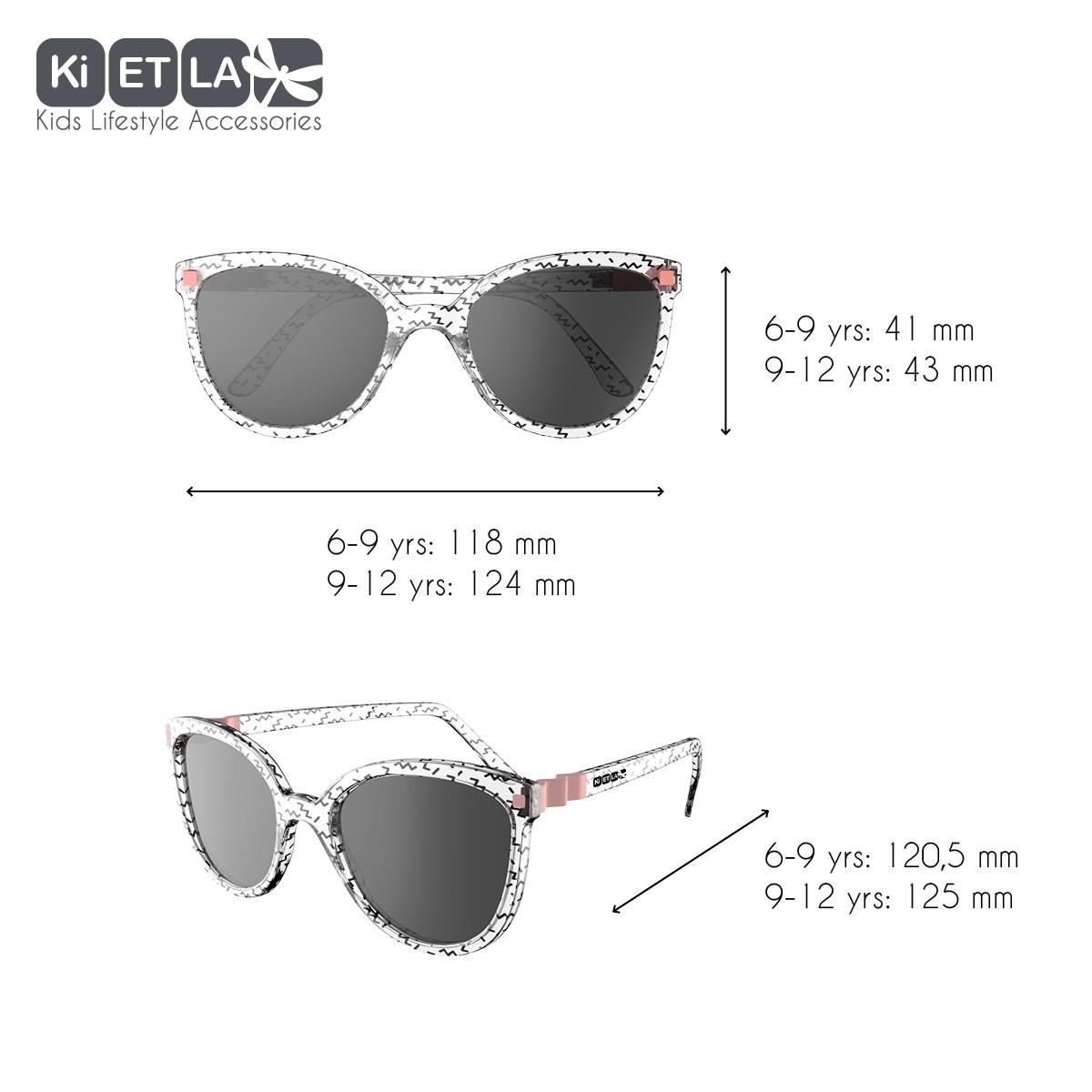 Hochwertige Kinder-Sonnenbrille von Ki ET LA