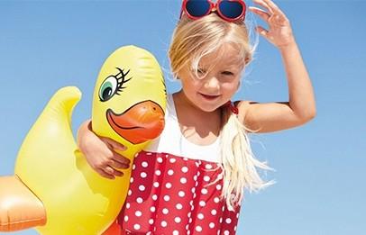 Beverly Kids Schwimmhilfen für Jungen und Mädchen