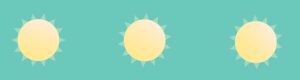 Sonnenintensität