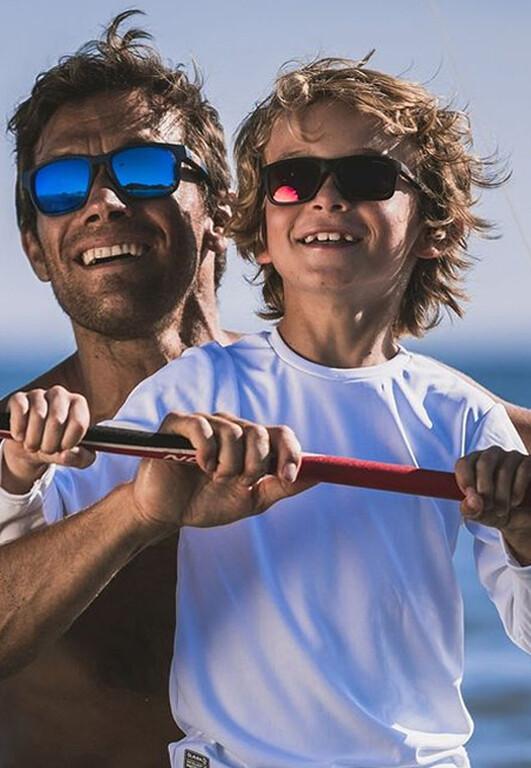 Sonnebrillen Jungens