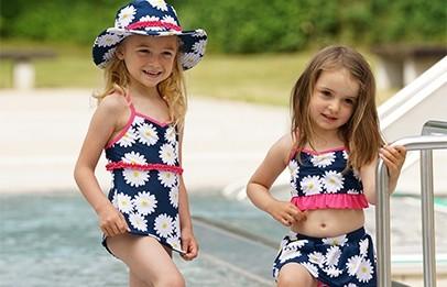 Playshoes UV-Schwimmkleidung für Jungen und Mädchen