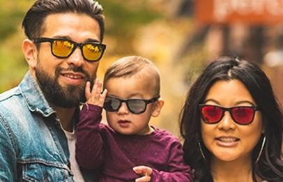 Real Kids Shades Sonnenbrillen für Erwachsene